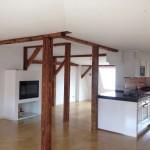 Sanierung Dachgeschoss, Stukkateur Werner Frank Stuttgart,